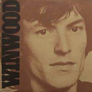 STEVE WINWOOD - Winwood cover
