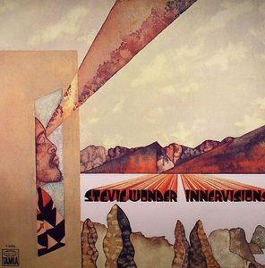 STEVIE WONDER - Innervisions cover