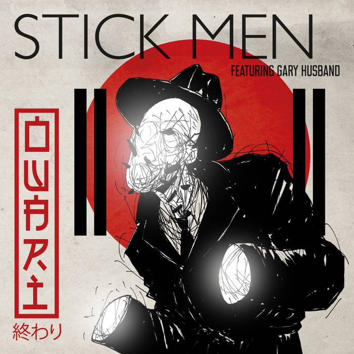 STICK MEN - With Gary Husband : Owari cover