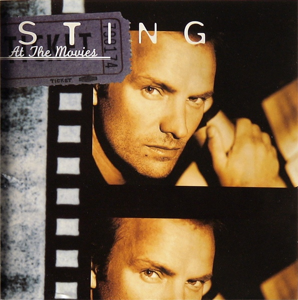 STING - At the Movies cover
