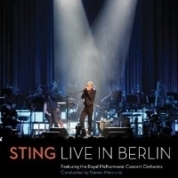 STING - Live in Berlin cover
