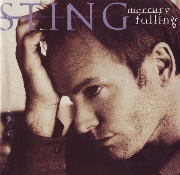 STING - Mercury Falling cover