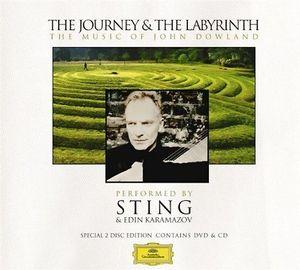 STING - Sting & Edin Karamazov – The Journey & The Labyrinth cover