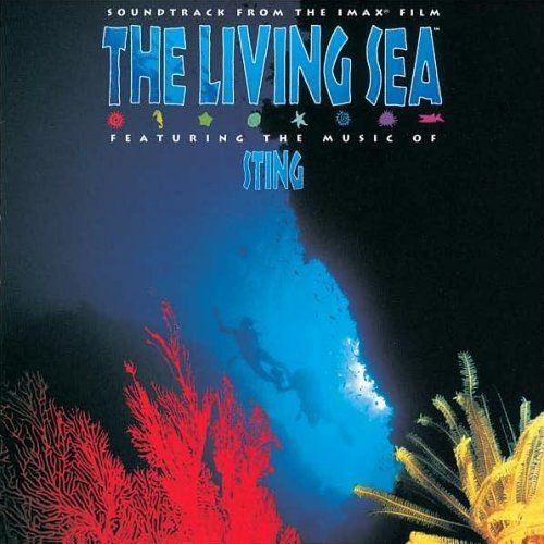 STING - The Living Sea cover
