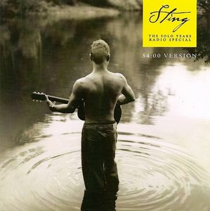 STING - The Solo Years Radio Special (54:00 Version) cover