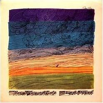 STOMU YAMASHITA - Stomu Yamash'ta's East Wind : Freedom Is Frightening cover