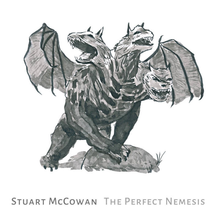 STUART MCCOWAN - The Perfect Nemesis cover