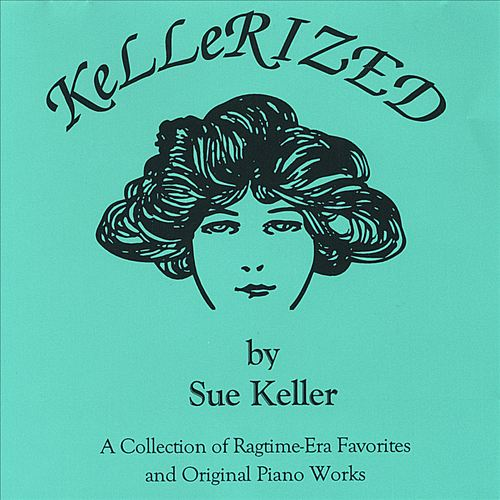 SUE KELLER - Kellerized cover