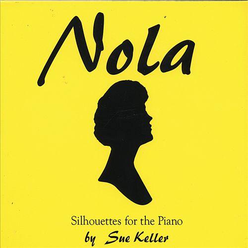SUE KELLER - Nola Reborn cover