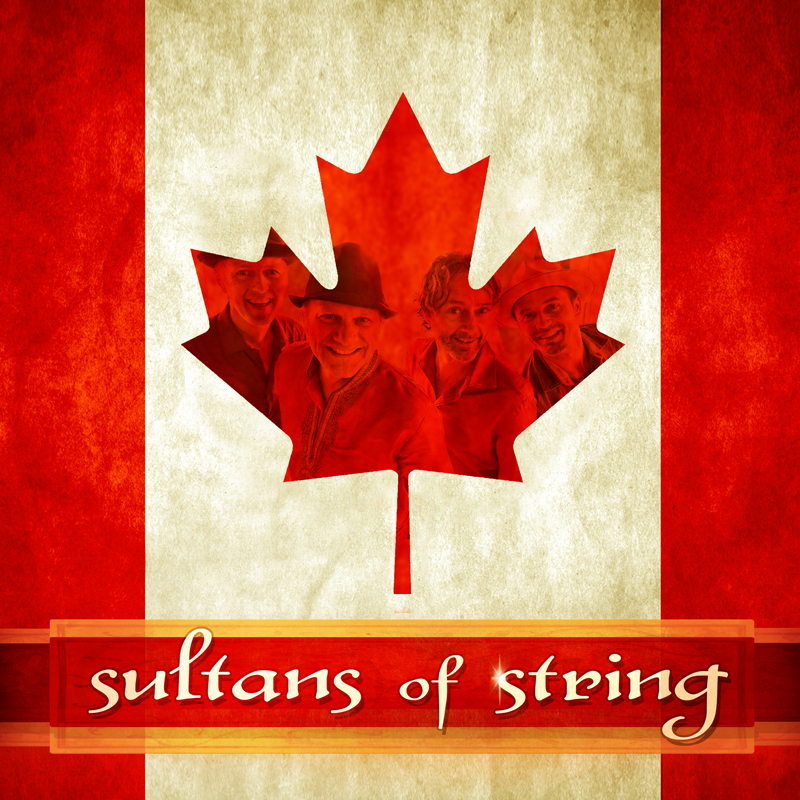 SULTANS OF STRING - O Canada cover