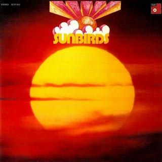 SUNBIRDS - Sunbirds cover