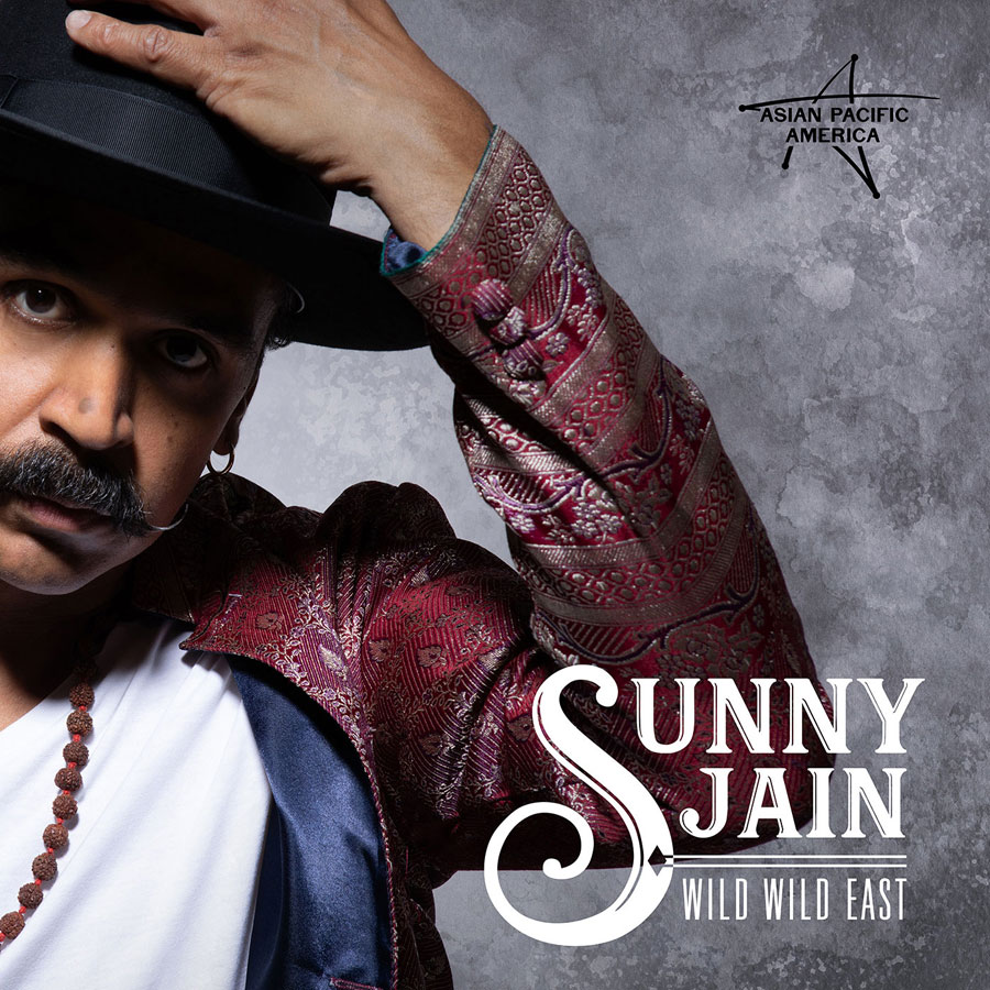 SUNNY JAIN - Wild Wild East cover