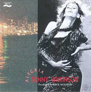SUNNY WILKINSON - Alegria cover