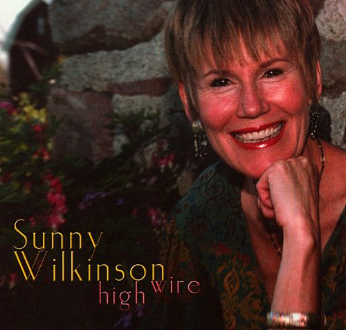 SUNNY WILKINSON - High Wire cover
