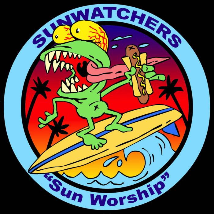 SUNWATCHERS - Sun Worship cover
