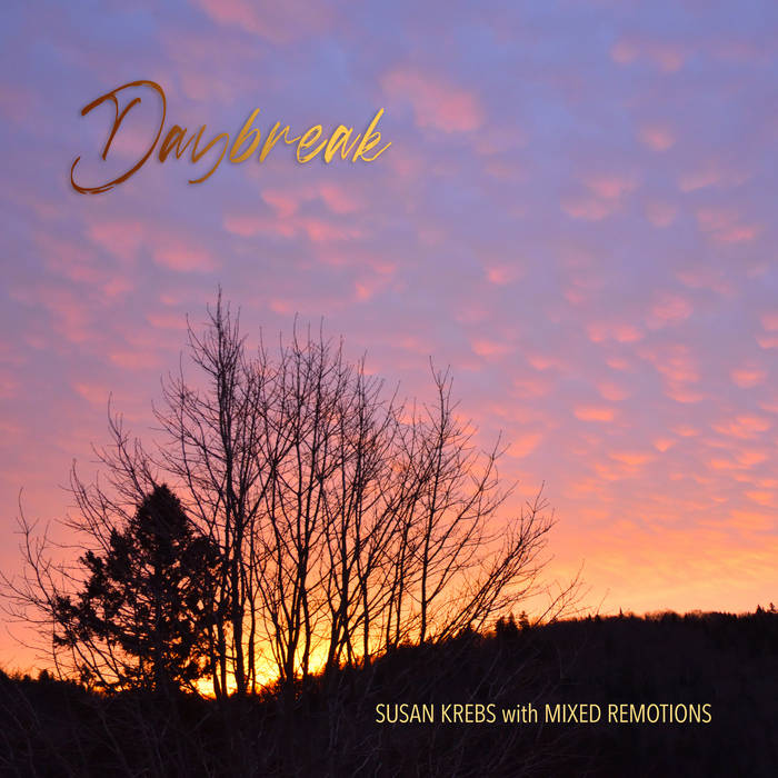 SUSAN KREBS - Daybreak cover