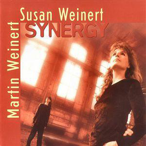 SUSAN WEINERT - Susan Weinert & Martin Weinert : Synergy cover