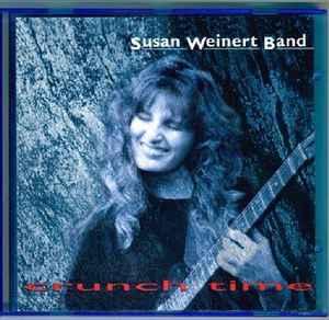 SUSAN WEINERT - Susan Weinert Band : Crunch Time cover