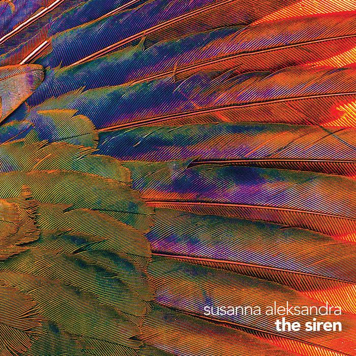 SUSANNA ALEKSANDRA - The Siren cover