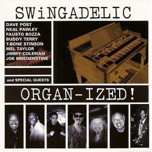 SWINGADELIC - Organized! cover