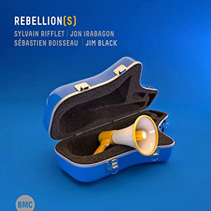 SYLVAIN RIFFLET - Rebellion(s) cover