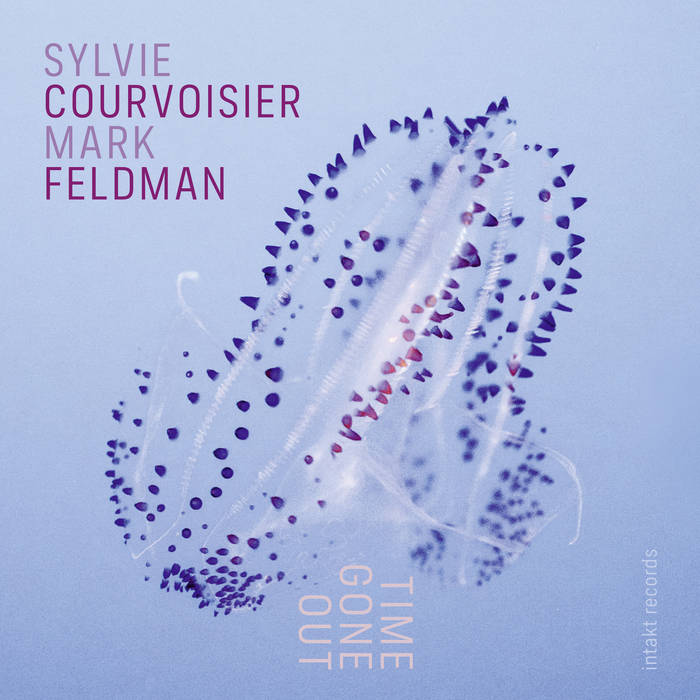 SYLVIE COURVOISIER - Courvoisier & Feldman : Time Gone Out cover