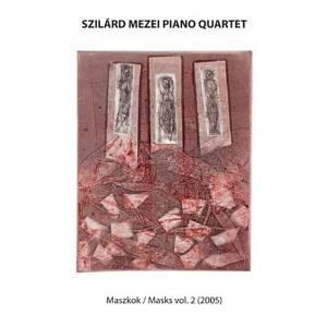 SZILÁRD MEZEI - Masks vol.2 cover