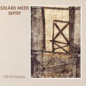 SZILÁRD MEZEI - Szilárd Mezei Septet : 100 Tű Hossza cover