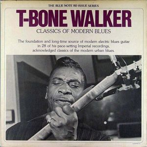 T-BONE WALKER - Classics of Modern Blues cover
