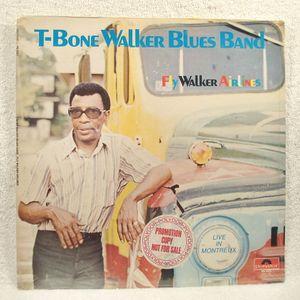 T-BONE WALKER - Fly Walker Airlines cover