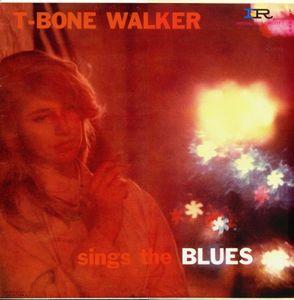 T-BONE WALKER - Sings The Blues cover