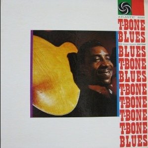 T-BONE WALKER - T-Bone Blues cover