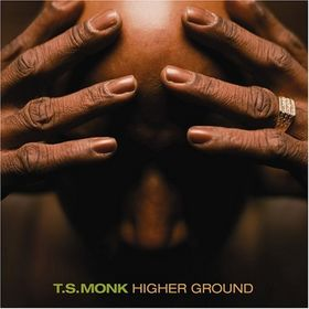 T. S. MONK - Higher Ground cover