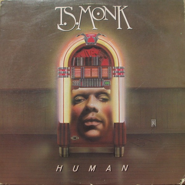 T. S. MONK - Human cover