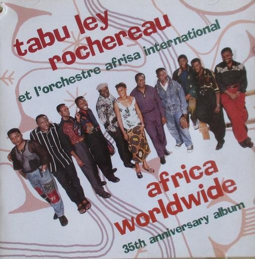 TABU LEY ROCHEREAU - Africa Worldwide cover