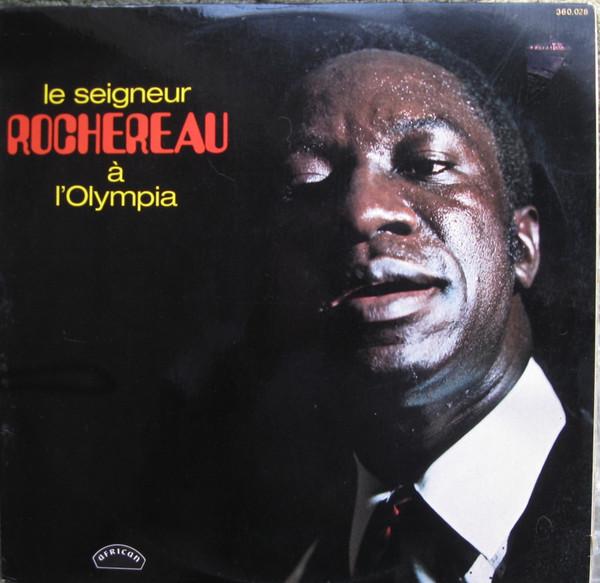 TABU LEY ROCHEREAU - Le Seigneur Rochereau À L'Olympia cover