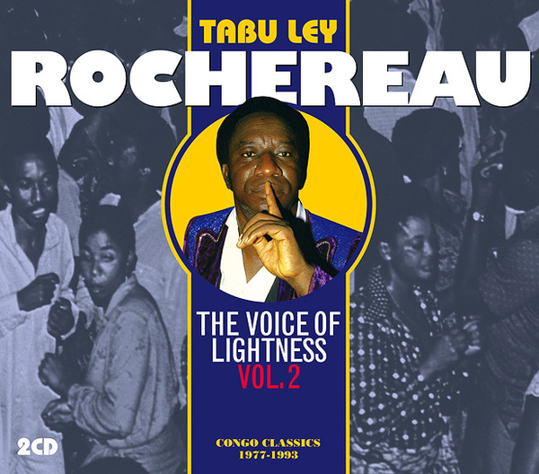 TABU LEY ROCHEREAU - The Voice of Lightness, Volume 2 cover