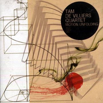 TAM DE VILLIERS - Motion Unfolding cover