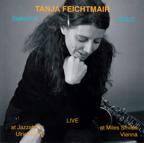 TANJA FEICHTMAIR - Omnixus + Solo cover