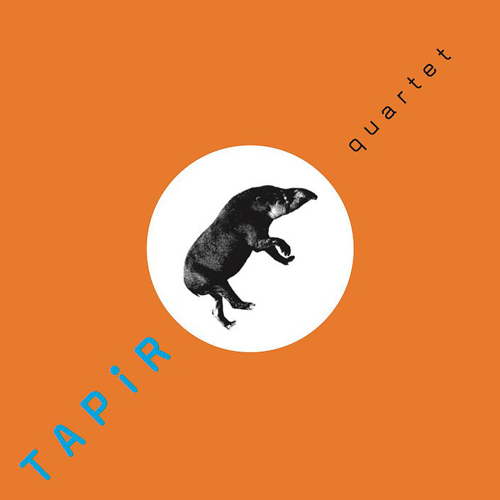 TAPIR QUARTET - TAPIR Quartet cover
