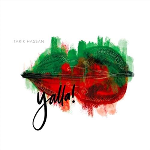 TARIK HASSAN - Yalla! cover
