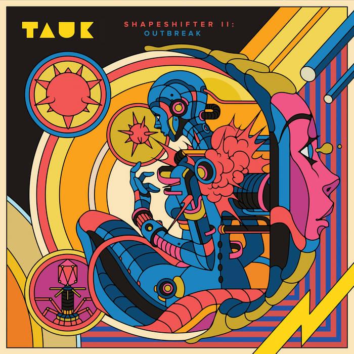 TAUK - Shapeshifter II: Outbreak cover