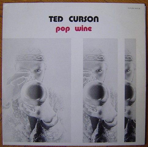 TED CURSON - Pop Wine cover