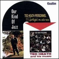 TED HEATH - Our Kind of Jazz cover