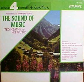 TED HEATH - The Sound of Music cover