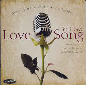 TED HOWE - Love Song cover