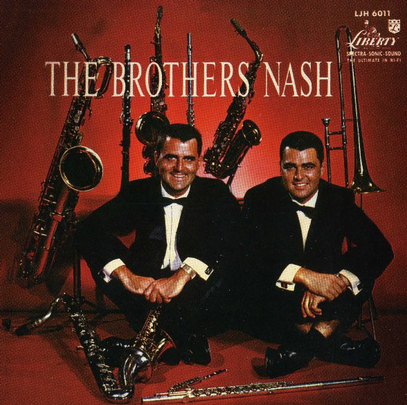 TED NASH (UNCLE) - The Brothers Nash cover