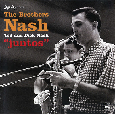 TED NASH (UNCLE) - The Brothers Nash : Juntos cover
