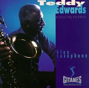 TEDDY EDWARDS - Blue Saxophone cover