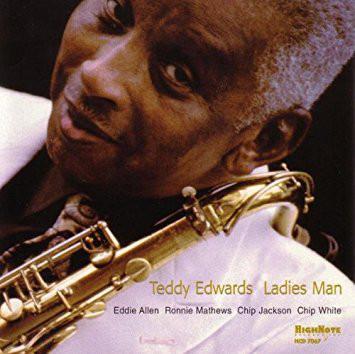 TEDDY EDWARDS - Ladies Man cover
